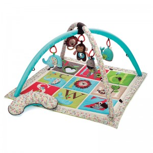 Alphabet Zoo Toys - Activity Gym © Skip Hop 2012. For use in the promotion of Skip Hop products only.